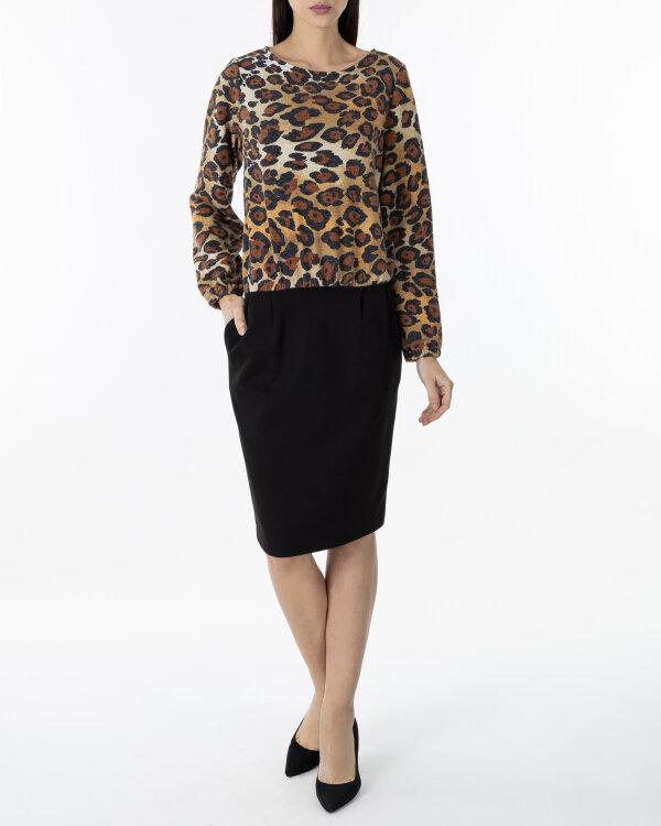Sukienka Fraternity JZ18_W-DRE-0385_BLACK PANTHER czarny