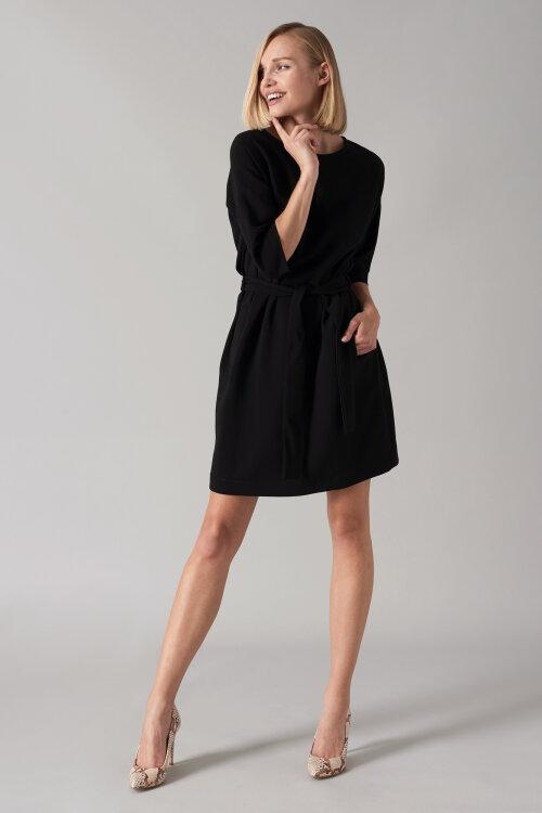 Sukienka Fraternity NOS_W-DRE-0201 NOS_BLACK czarny