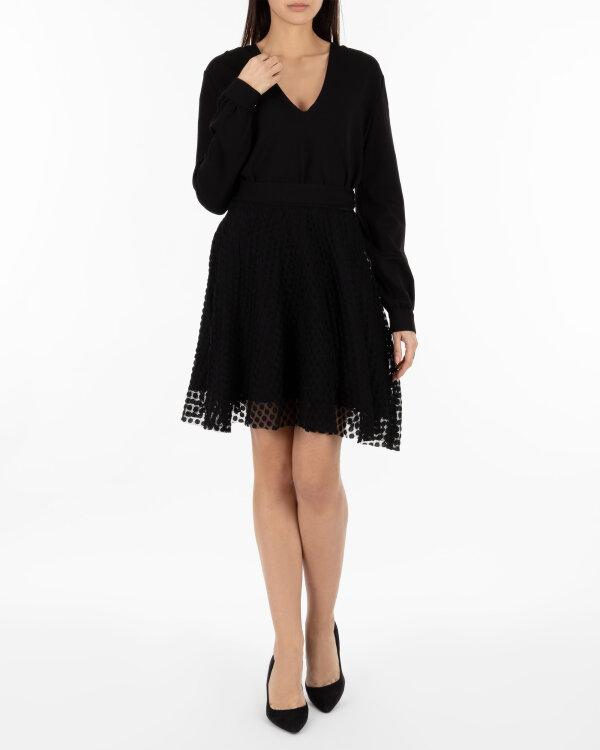 Sukienka Fraternity JZ18_W-DRE-0396_BLACK czarny