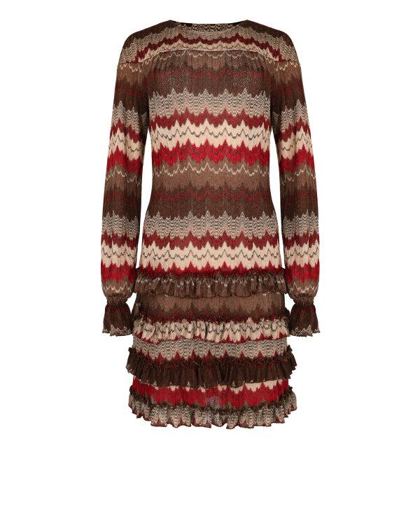 Sukienka Fraternity JZ18_W-DRE-0397_MULTICOLOR wielobarwny