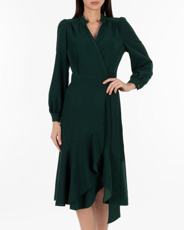 Sukienka Fraternity JZ18_W-DRE-0395_GREEN zielony
