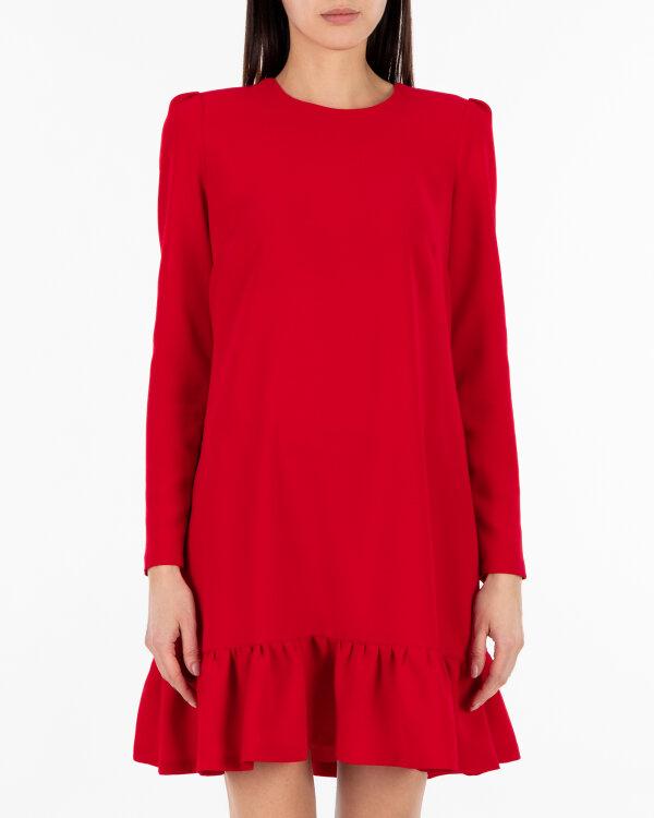 Sukienka Fraternity JZ18_W-DRE-0078_RED czerwony