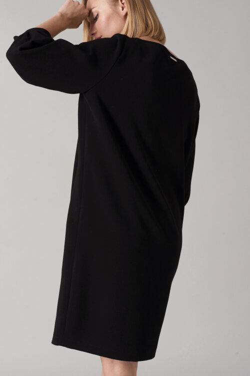Sukienka Fraternity NOS_W-DRE-0315 NOS_BLACK czarny