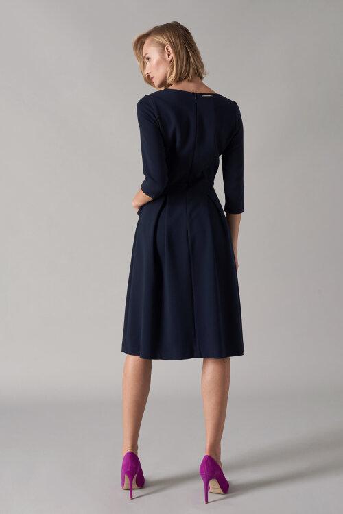 Sukienka Fraternity NOS_W-DRE-0221 NOS_NAVY granatowy