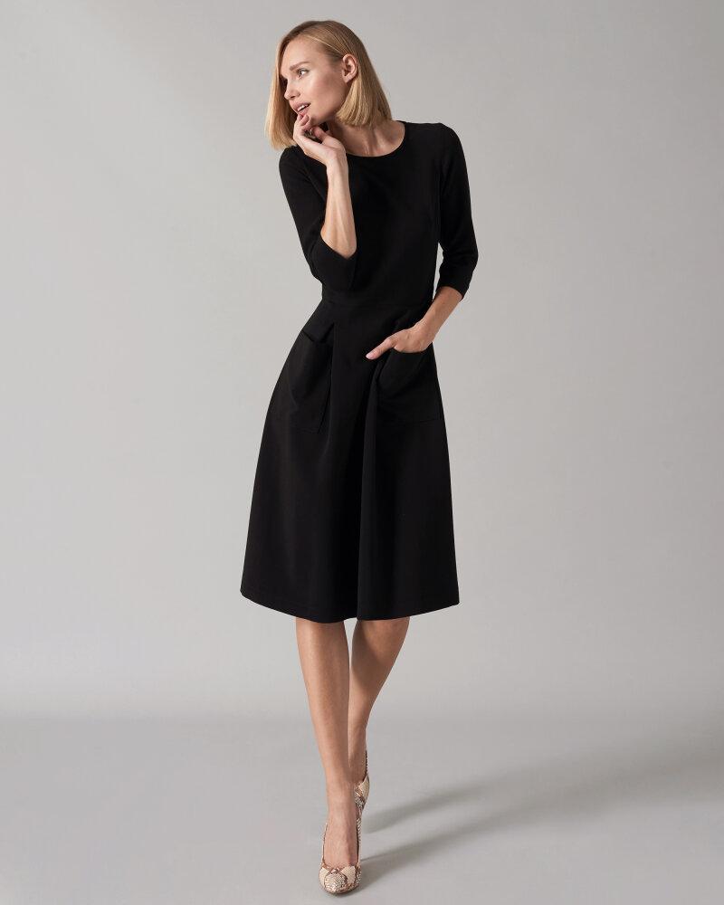 Sukienka Fraternity NOS_W-DRE-0221 NOS_BLACK czarny - fot:1