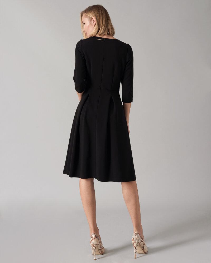Sukienka Fraternity NOS_W-DRE-0221 NOS_BLACK czarny - fot:2