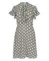 Sukienka Fraternity WL19_W-DRE-0407_SWEET HEARTS biały