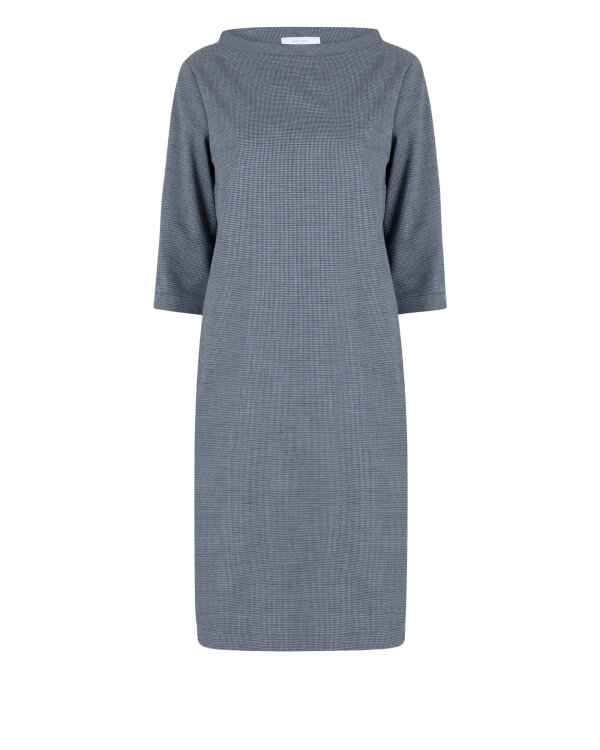 Sukienka Fraternity WL19_W-DRE-0038_BLUE PRINT granatowy