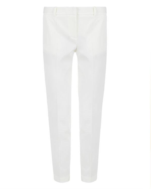 Spodnie Fraternity WL19_W-TRO-0054_OFF WHITE kremowy