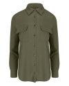 Koszula Fraternity WL19_W-SHI-0050_OLIVE zielony
