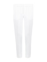 Spodnie Fraternity WL19_W-TRO-0073_OFF WHITE biały