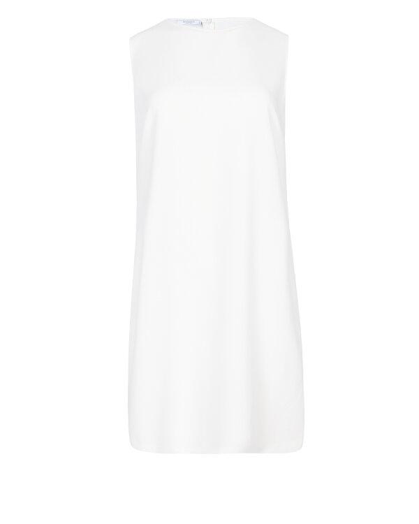 Sukienka Fraternity WL19_W-DRE-0352_OFF WHITE kremowy