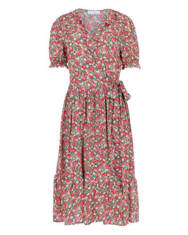 Sukienka Fraternity WL19_W-DRE-0420_FLOWERS wielobarwny