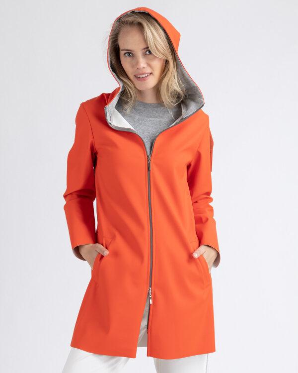 Płaszcz Fraternity WL19_W-COA-0080_ORANGE pomarańczowy