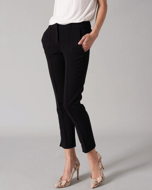 Spodnie Fraternity NOS_W-TRO-0073 NOS_BLACK czarny