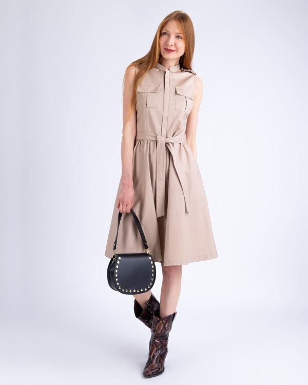 Sukienka Fraternity WL19_W-DRE-0333_BEIGE beżowy