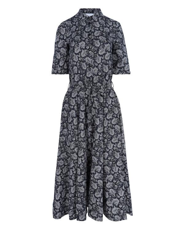 Sukienka Fraternity WL19_W-DRE-0181_BLACK czarny