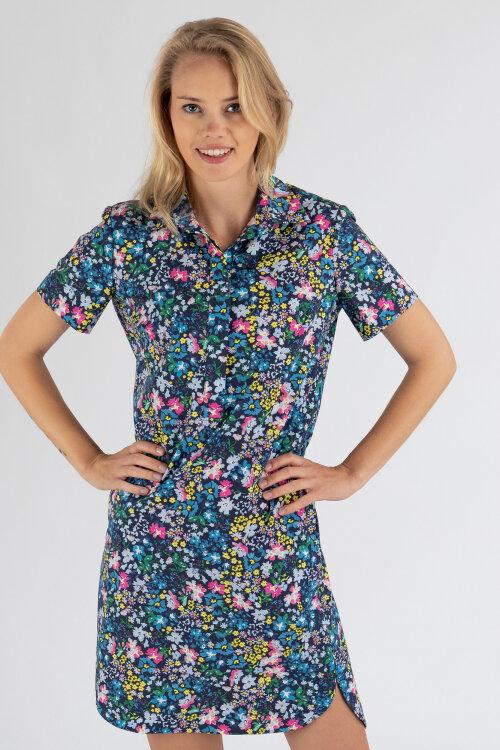 Sukienka Fraternity WL19_W-DRE-0427_FLOWERS wielobarwny