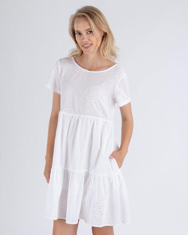 Sukienka Fraternity WL19_W-DRE-0429_WHITE biały