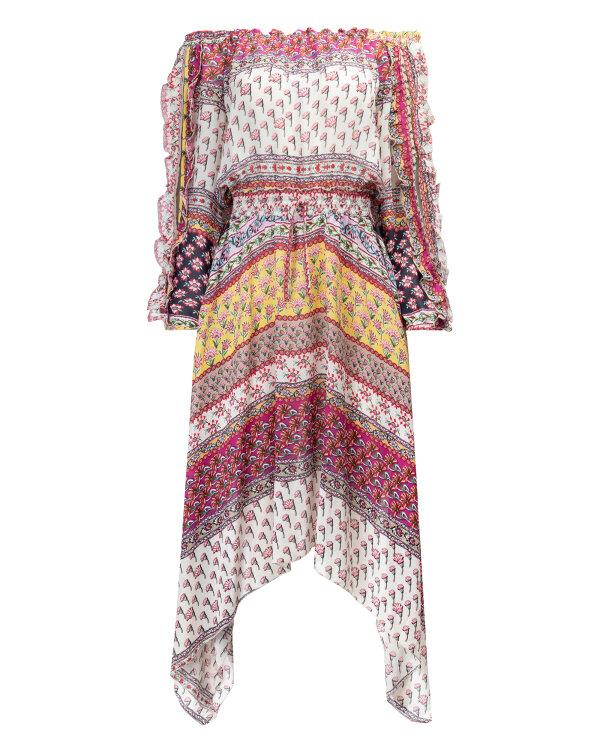 Sukienka Fraternity WL19_W-DRE-0408_SUMMER COLORS wielobarwny