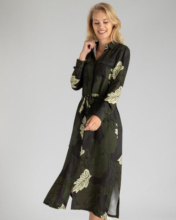 Sukienka Fraternity WL19_W-DRE-0430_GREEN zielony