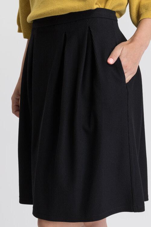 Spódnica Fraternity WL19_W-SKI-0034_BLACK czarny