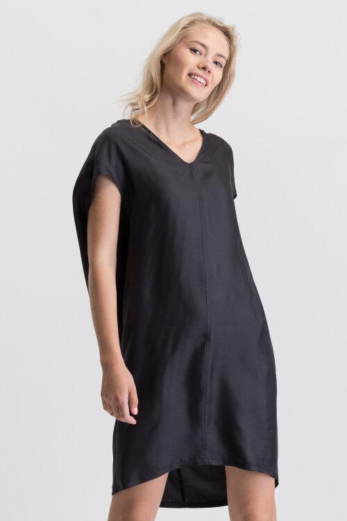 Sukienka Fraternity Wl19_W-Dre-0369_Black Czarny Fraternity WL19_W-DRE-0369_BLACK czarny