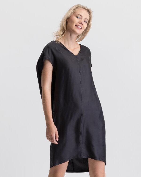 Sukienka Fraternity WL19_W-DRE-0369_BLACK czarny