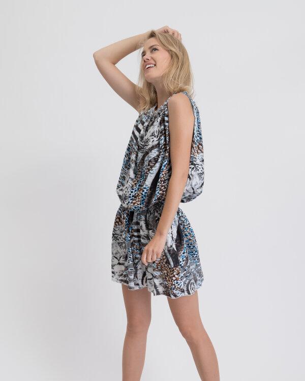 Sukienka Fraternity WL19_W-DRE-0274_ANIMAL PRINT wielobarwny