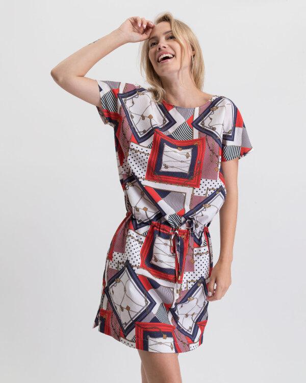 Sukienka Fraternity WL19_W-DRE-0210_YACHTING wielobarwny