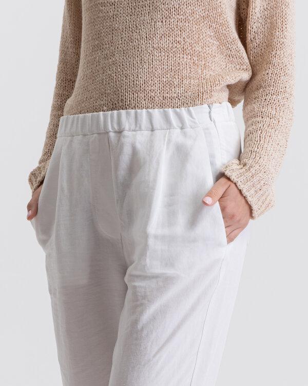 Spodnie Fraternity WL19_W-TRO-0130 _WHITE biały