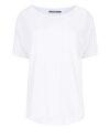 T-Shirt Fraternity NOS_W-TSH-0046 NOS_WHITE/R biały