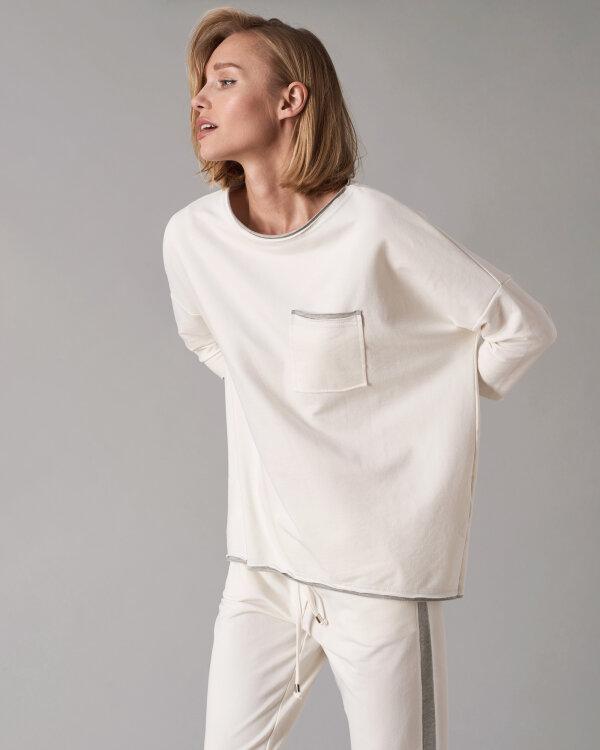 Bluza Fraternity NOS_W-TSH-0041 NOS_OFF WHITE/2 biały