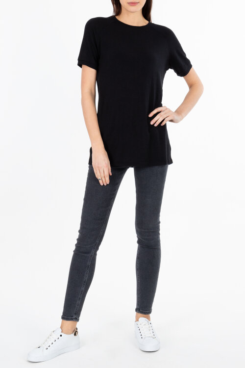 T-Shirt Fraternity NOS_W-TSH-0056 NOS_BLACK/K czarny
