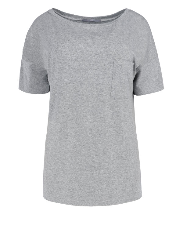 T-Shirt Fraternity NOS_W-TSH-0048 NOS_LIGHT GREY/R szary
