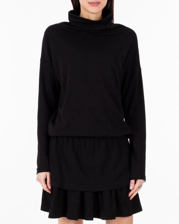 Sukienka  Fraternity W-DRE-0313_BLACK czarny