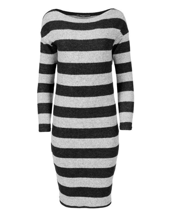 Sukienka Fraternity JZ18_W-DRE-0121_STRIPES szary