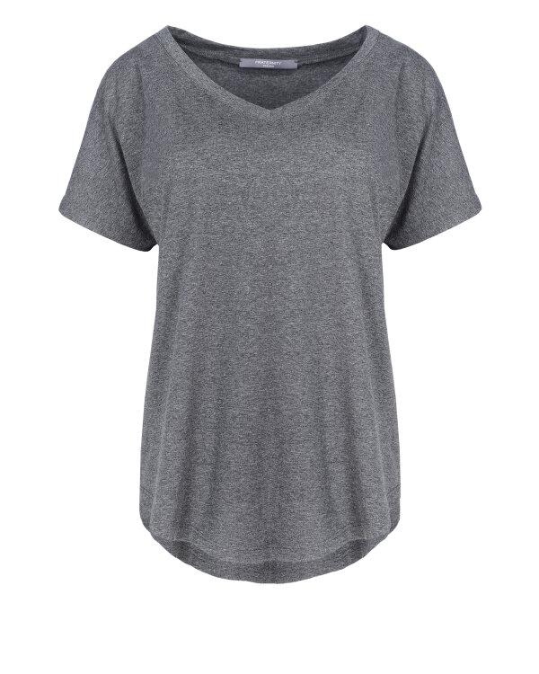 T-Shirt Fraternity NOS_W-TSH-0061 NOS_MEDIUM GREY/R ciemnoszary