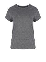 T-Shirt Fraternity NOS_W-TSH-0069 NOS_MEDIUM GREY/R szary