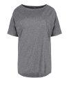 T-Shirt Fraternity NOS_W-TSH-0046 NOS_MEDIUM GREY/R ciemnoszary