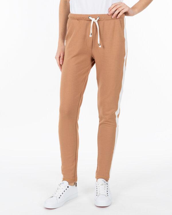 Spodnie Fraternity JZ18_W-TRO-0057_CAMEL brązowy