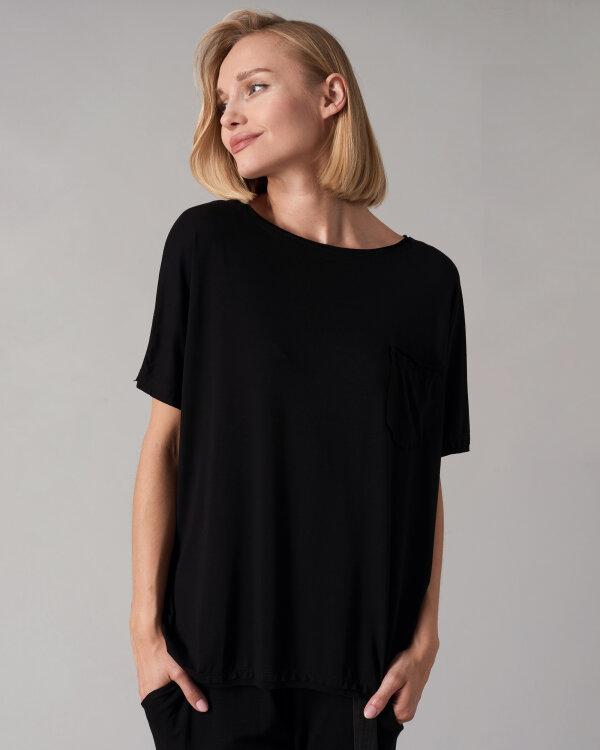 T-Shirt Fraternity NOS_W-TSH-0046 NOS_BLACK/W czarny