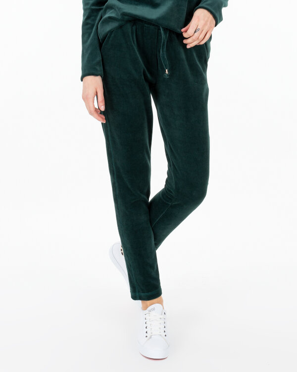 Spodnie Fraternity JZ18_W-TRO-0057_GREEN zielony