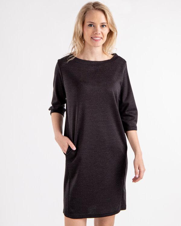 Sukienka Fraternity JZ18_W-DRE-0038_GRAFIT czarny