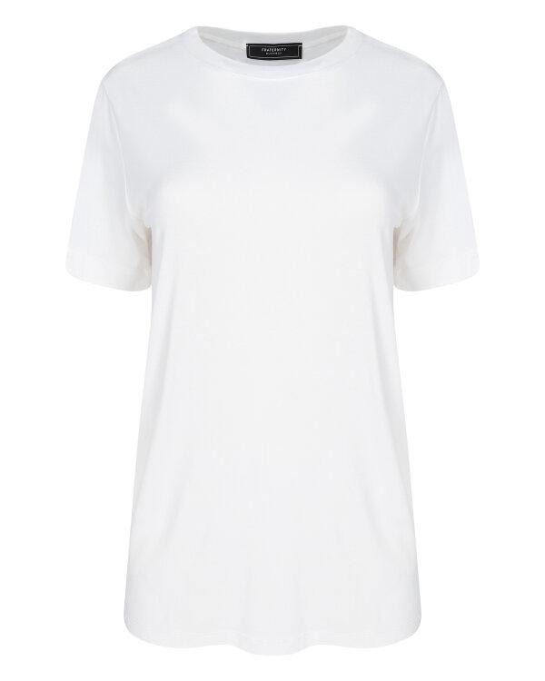 T-Shirt Fraternity NOS_W-TSH-0060 NOS_WHITE/V biały