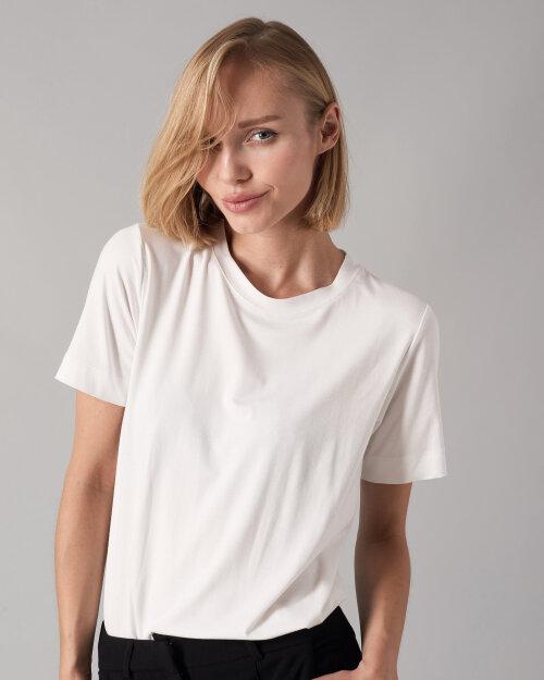 T-Shirt Fraternity NOS_W-TSH-0060 NOS_WHITE/V kremowy