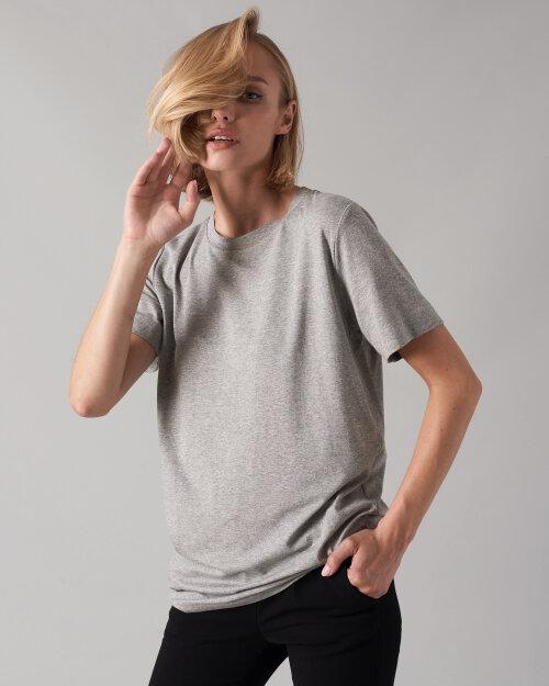 T-Shirt Fraternity NOS_W-TSH-0060 NOS_GREY/V szary
