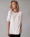 T-Shirt Fraternity NOS_W-TSH-0048 NOS_WHITE/V biały