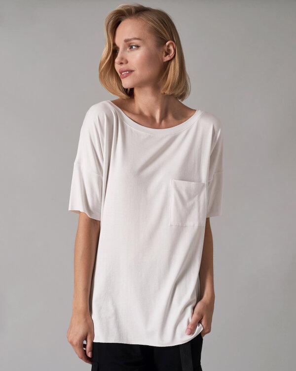T-Shirt Fraternity Nos_W-Tsh-0048 Nos_White/v Biały Fraternity NOS_W-TSH-0048 NOS_WHITE/V biały