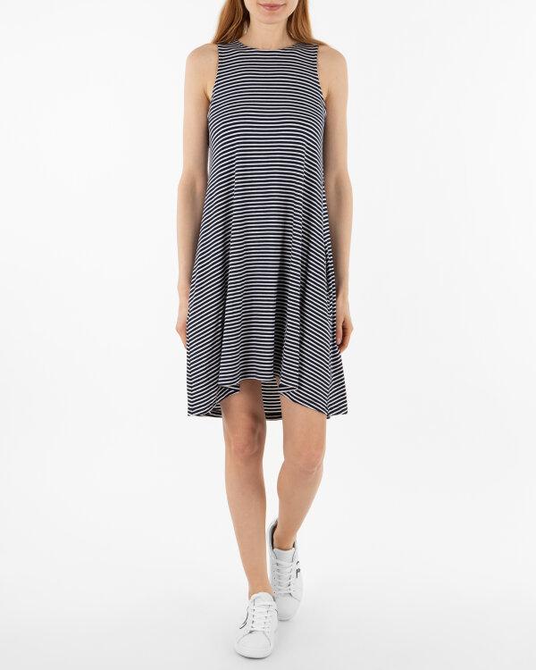 Sukienka Fraternity WL19_W-DRE-0354_SMALL STRIPES biały